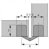 Skrivena spojnica s cilindrom